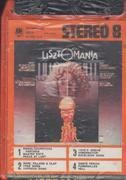8-Track - Rick Wakeman - Lisztomania - Still Sealed