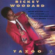 CD - Rickey Woodard - Yazoo