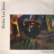 LP - Rickie Lee Jones - Flying Cowboys