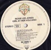 10'' - Rickie Lee Jones - Girl At Her Volcano