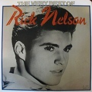 LP - Rick Nelson, Ricky Nelson - The Very Best Of Rick Nelson