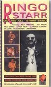 VHS - Ringo Starr And His All-Starr Band - Ringo Starr And His All-Starr Band