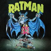 LP - Risk - Ratman - Signed by Sebastian Krüger