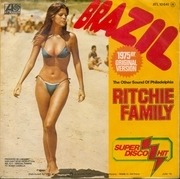 7'' - Ritchie Family - Brazil