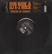 12'' - Rob Base & DJ E-Z Rock - Break Of Dawn