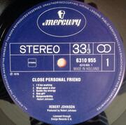 LP - Robert Johnson - Close Personal Friend