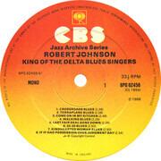LP - Robert Johnson - King Of The Delta Blues Singers