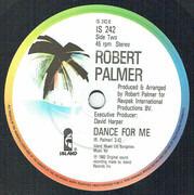 7inch Vinyl Single - Robert Palmer - Discipline Of Love