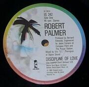 7'' - Robert Palmer - Discipline Of Love