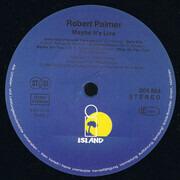LP - Robert Palmer - Maybe It's Live