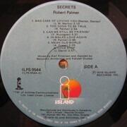 LP - Robert Palmer - Secrets - Canada
