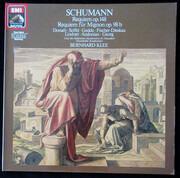 LP - Robert Schumann , Bernhard Klee - Requiem Des-dur Op. 148, Requiem Für Mignon Op. 98b - DMM