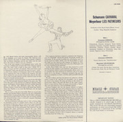 LP - Robert Schumann , Giacomo Meyerbeer , Orchestra Of The Royal Opera House, Covent Garden , Hugo Rign - Carnaval, Les Patineurs