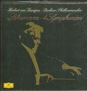 LP-Box - Robert Schumann - 4 Symphonien - Karajan, Berliner Philharmoniker - Hardcoverbox