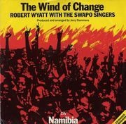 12'' - Robert Wyatt & SWAPO Singers - The Wind Of Change (Extended Version)