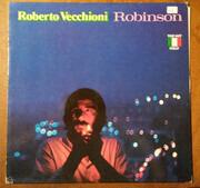 LP - Roberto Vecchioni - Robinson, Come Salvarsi La Vita