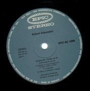 LP - Robert Schumann - Sinfonie Nr.1 B-dur / Manfred-Ouvertüre, George Szell, Cleveland