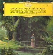 LP - Schumann / Grieg - Klavierkonzerte In a-moll · Piano Concertos In A minor