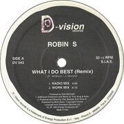 12inch Vinyl Single - Robin S. - What I Do Best / Show Me Love