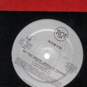 12'' - Robyn - Do You Know (What It Takes)