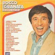 LP - Rocco Granata - 20 Fantastic Italian Songs