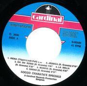 7inch Vinyl Single - Rocco Granata - Granata's Specials