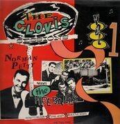LP - Rockabilly Sampler - The Clovis Sessions Vol. 1