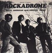 LP - Rockadrome - Royal American 20th Century Blues - RARE CANADIAN PSYCH