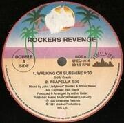 12inch Vinyl Single - Rockers Revenge - Walking On Sunshine - Still Sealed
