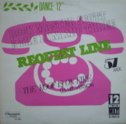 12'' - Rock Master Scott And The Dynamic Three - Request Line (Studio 57 Mix)