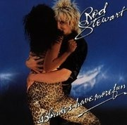 CD - Rod Stewart - Blondes Have More Fun