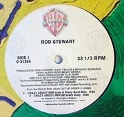 12'' - Rod Stewart - Crazy About Her