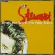 CD Single - Rod Stewart - When We Were the New Boys