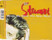 CD Single - Rod Stewart - When We Were The New Boys