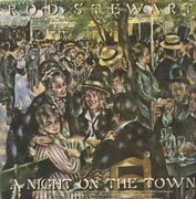 LP - Rod Stewart - A Night On The Town