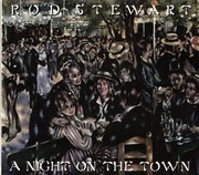 Double CD - Rod Stewart - A Night On The Town