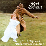 CD - Rod Stewart - An Old Raincoat Won't Ever Let You Down