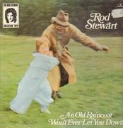 LP - Rod Stewart - An Old Raincoat Won't Ever Let You Down