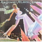 LP - Rod Stewart - Atlantic Crossing - Gatefold Sleeve