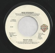 7inch Vinyl Single - Rod Stewart - Baby Jane