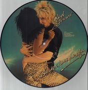Picture LP - Rod Stewart - Blondes Have More Fun - PICTURE DISC