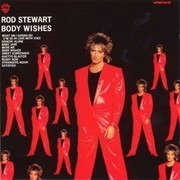 LP - Rod Stewart - Body Wishes