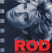 LP - Rod Stewart - Camouflage