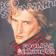 LP - Rod Stewart - Foolish Behaviour