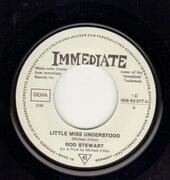 7inch Vinyl Single - Rod Stewart - Little Miss Understood