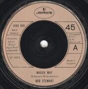 7'' - Rod Stewart - Maggie May