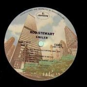 LP - Rod Stewart - Smiler