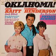 LP - Rodgers & Hammerstein , John Raitt , Florence Henderson , Jack Elliott , Ara Berberian , Phyllis Ne - Oklahoma!