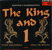 LP - Rodgers & Hammerstein - The King And I
