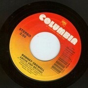 7inch Vinyl Single - Rodney Crowell - Above And Beyond / She Loves The Jerk